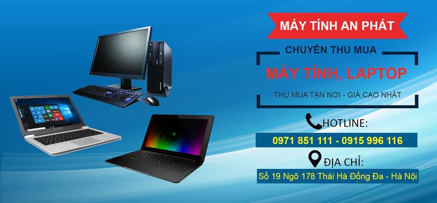 Thu mua laptop cũ mới giá cao tại Hà Nội 0971851111