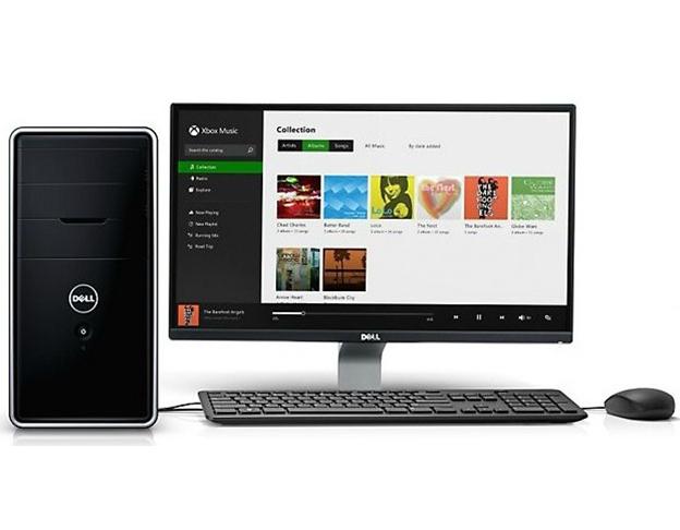 Tìm hiểu về bộ máy tính để bàn văn phòng