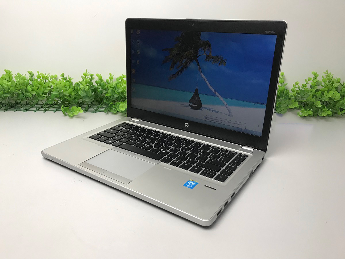 HP Elitebook Folio 9480m Core i5-4310U, RAM 4GB