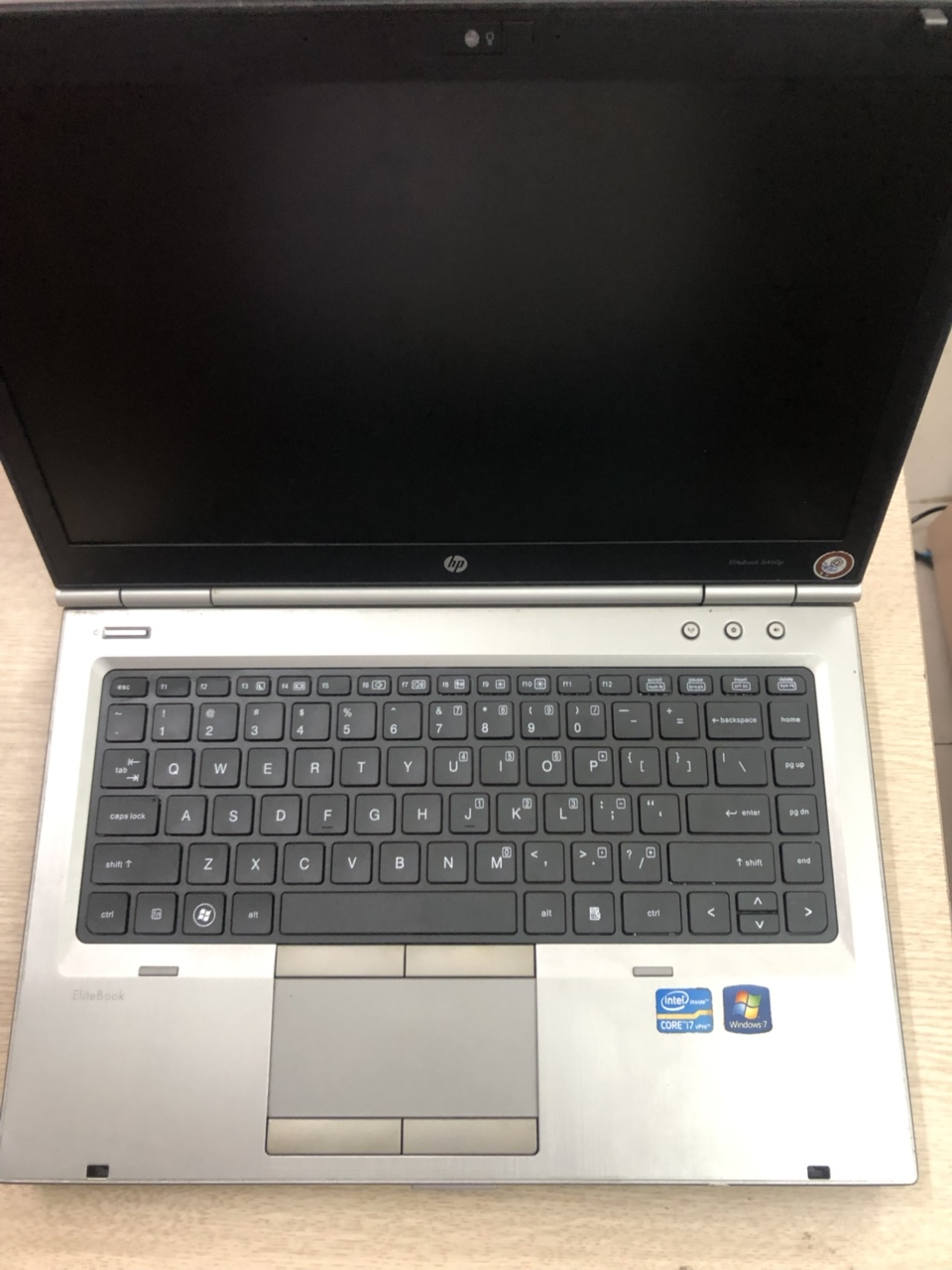 HP Elitebook 8460p I5/2520M/4G/320G