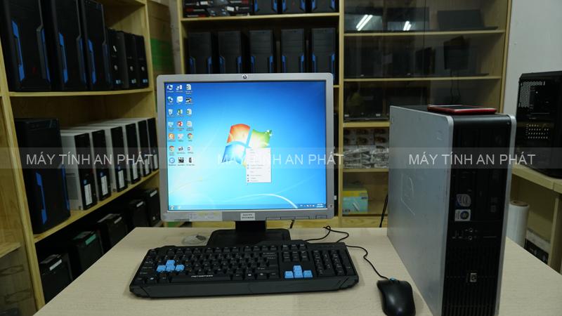 Trọn Bộ : HP Dc 7800, Chíp E7500, Ram 4GB, HDD 160