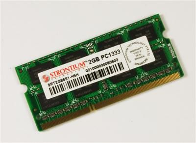 Ram DR3 1G laptop bus 1333