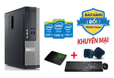 Case Dell Cpu i5-2400 Ram 4Gb HDD 250G