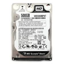 HDD Western Digital Black 500GB