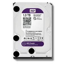 HDD Western Purple 1TB