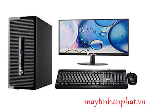 HP ProDesk 400G3 - MT/i3 6100 /4G /Hdd 500G/20