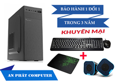 Main H110 Cpu core i3 6100 Ram 4g Hdd 500G