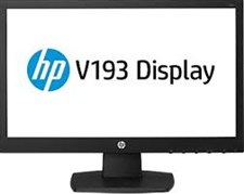 Monitor HP 18.5V193B LED